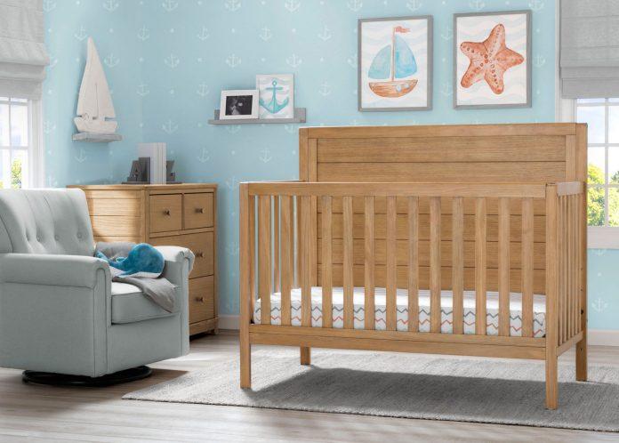 bundle baby gear - delta crib package