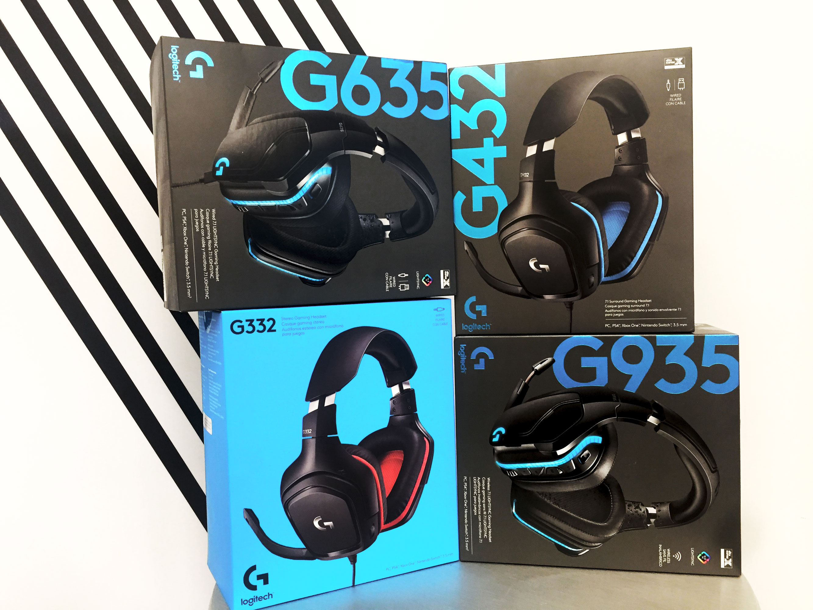 Logitech Gaming Headset Contest