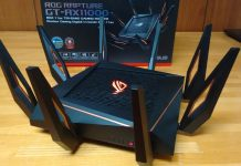ASUS ROG Rapture GT-AX11000 Router