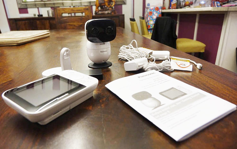 Panasonic long-range baby monitor