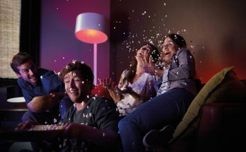 philips hue party
