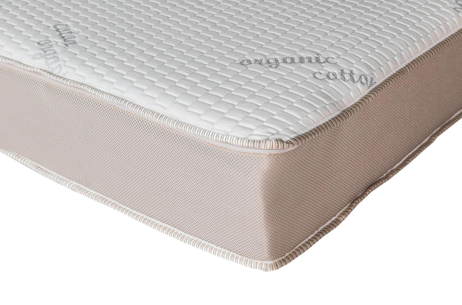 simmons crib mattresses - simmons organic touch dual sided crib mattress
