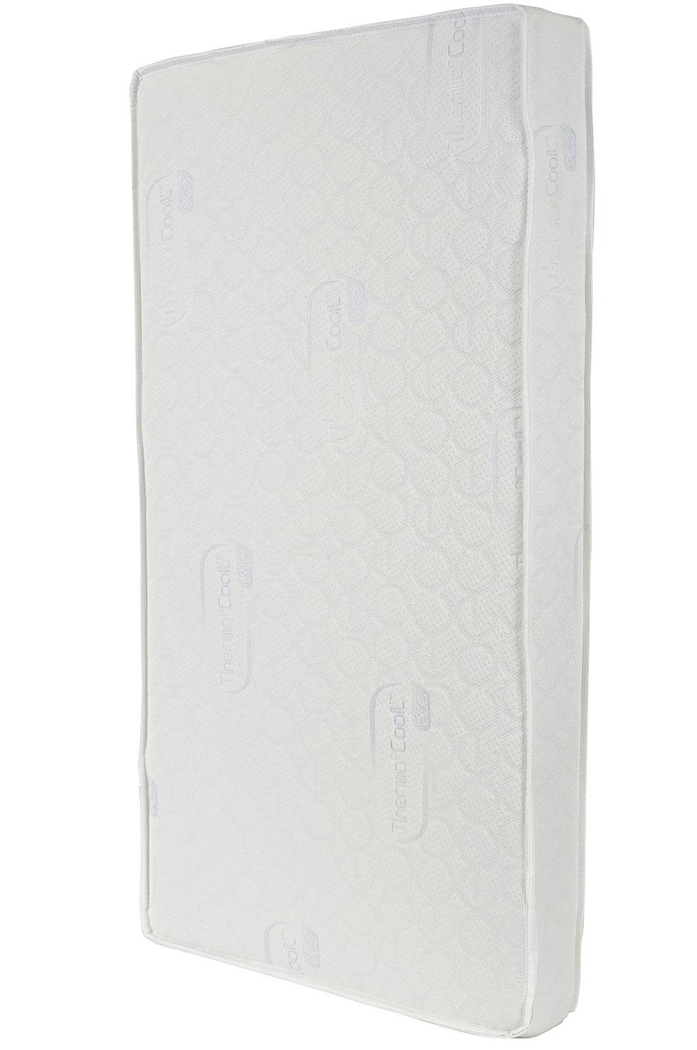 simmons crib mattresses - simmons thermocare dual sided crib mattress