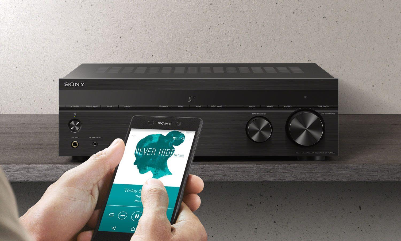 Audio sans fil - recepteur