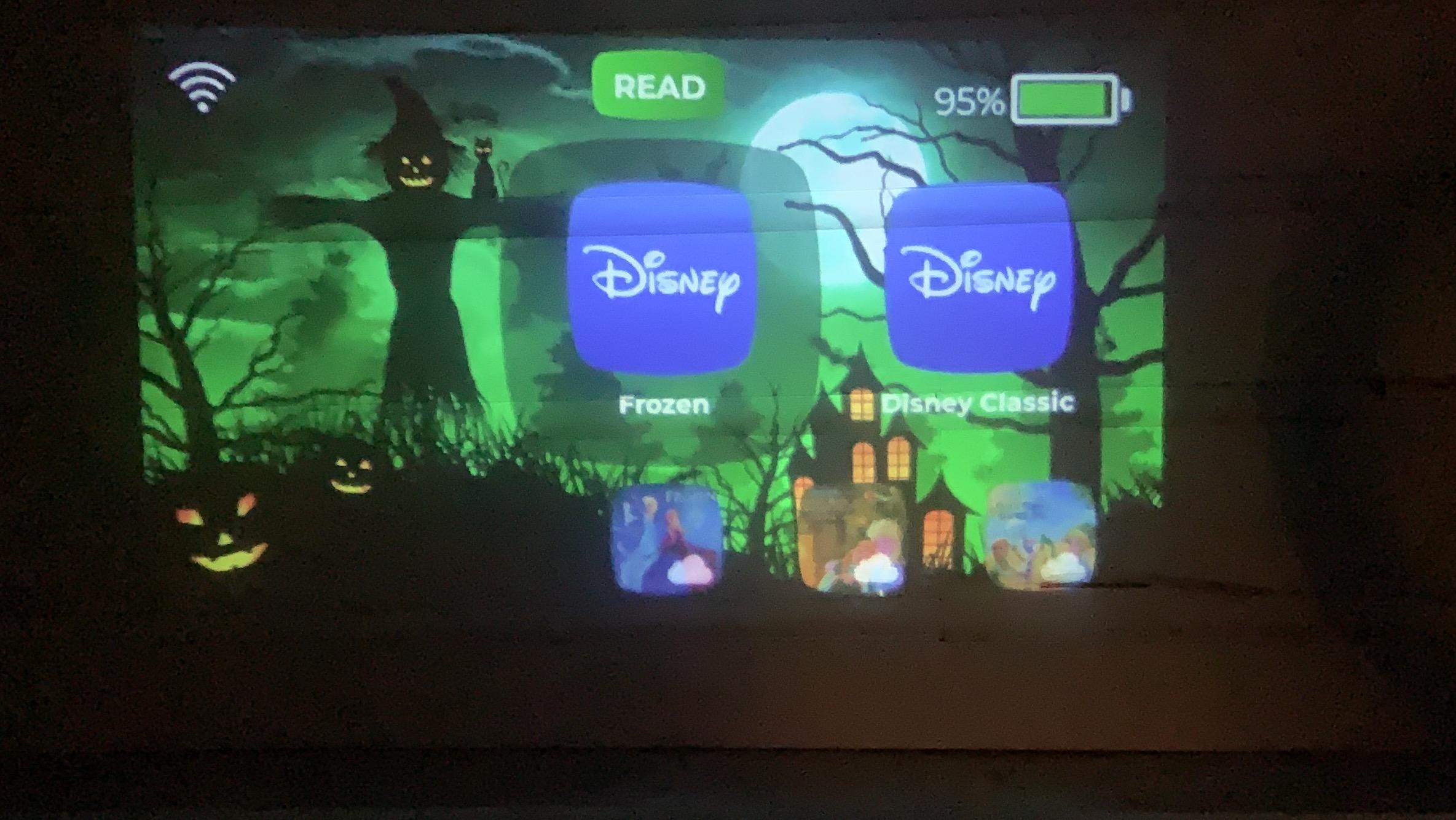 CINEMOOD Disney Content