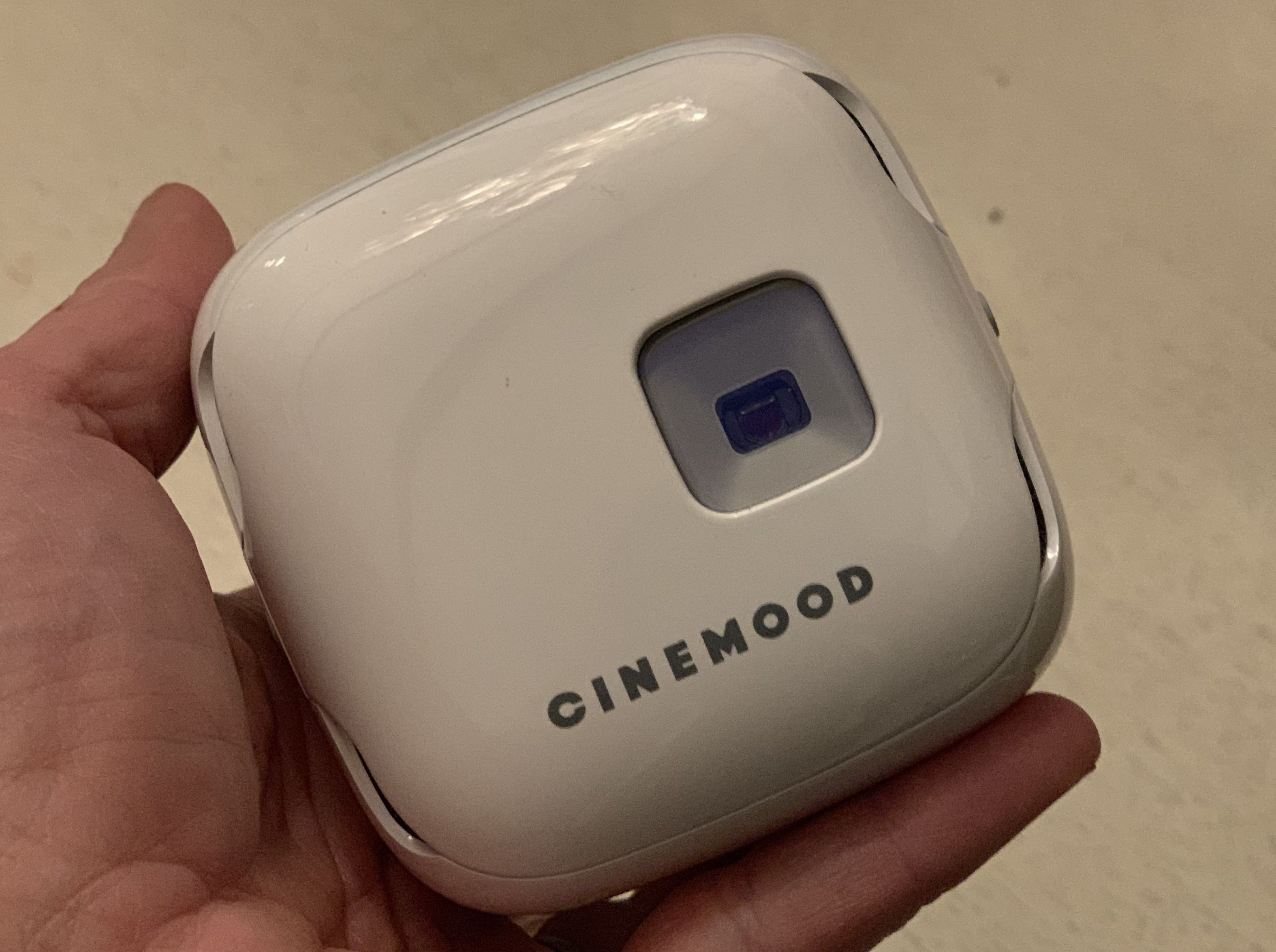 CINEMOOD Projector Review
