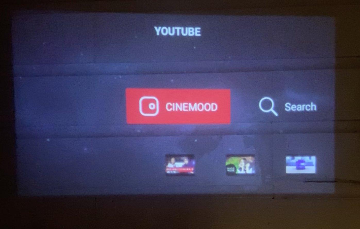 CINEMOOD YouTube