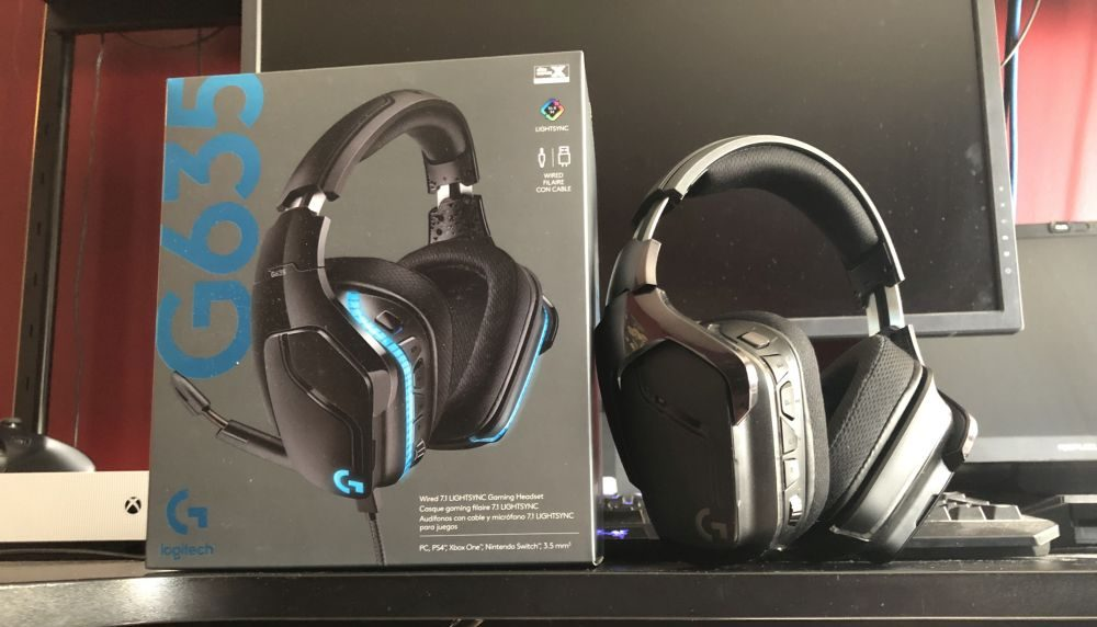 1973e765b04 Logitech G635 gaming headset review | Best Buy Blog