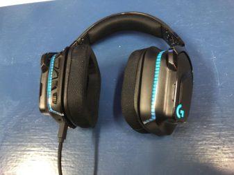 Logitech G635 gaming headset