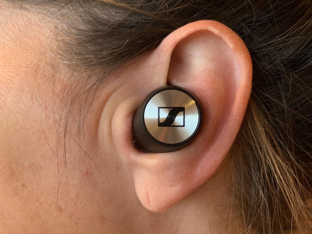 Sennheiser momentum true wireless headphones review, how to