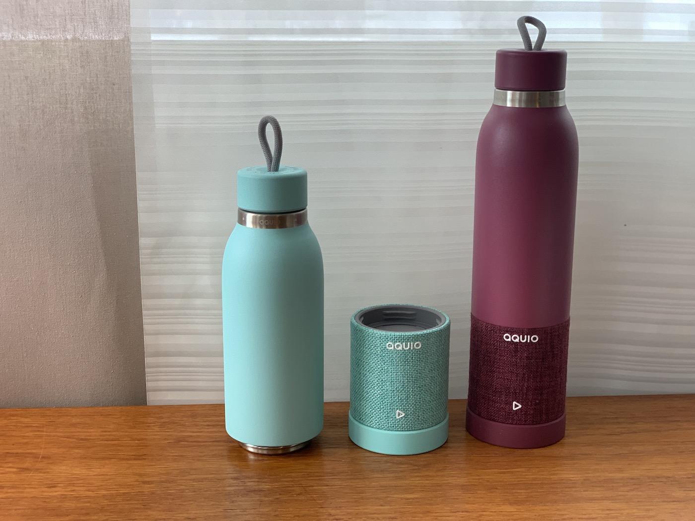 35cbd3578d iHome Aquio IBTB2 water bottle speaker review   Best Buy Blog
