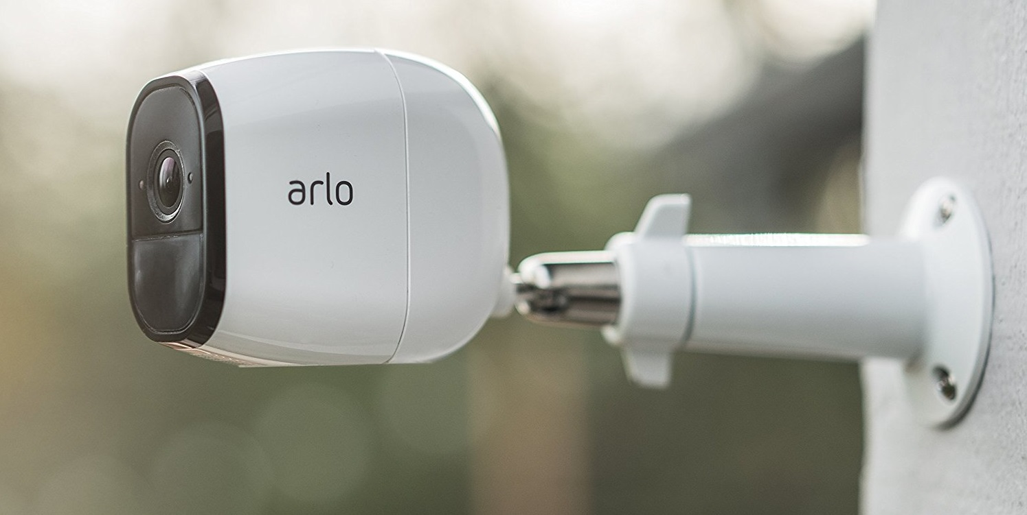 Netgear Arlo Pro Wire Free Outside