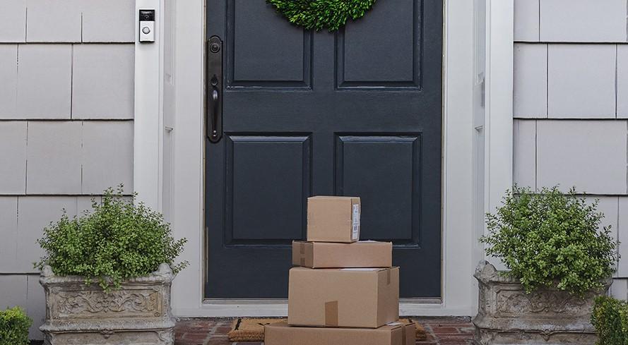 Ring Doorbell to Thwart Porch Pirate