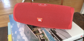 JBL Charge 4 review sound