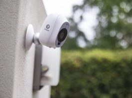 Swann Wireless Camera