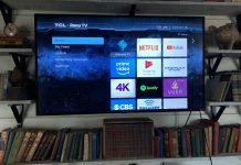 TCL 4-Series 4K Roku Smart TV Review