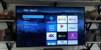 TCL 4-Series 4K Roku Smart TV Review