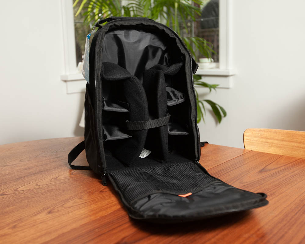 Photo of Ultimaxx Water Resistant Professional DSLR Camera Backpack