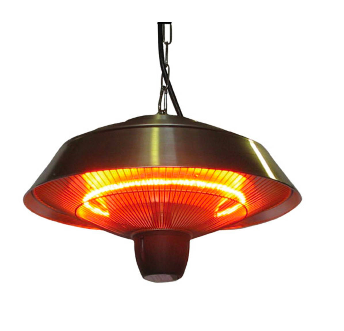 infrared outdoor patio gazebo heaters hanging
