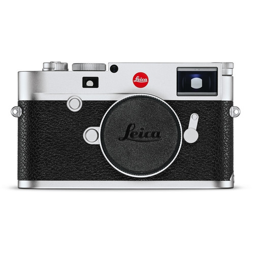 A photo of the Leica M10 digital rangefinder