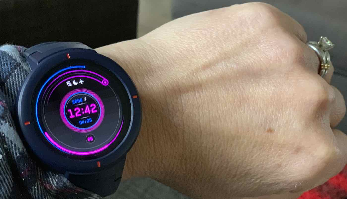 Amazfit Verge Multisport Gps Smartwatch Review Best Buy Blog