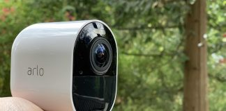 Arlo Ultra 4K Wireless Security Camera Review