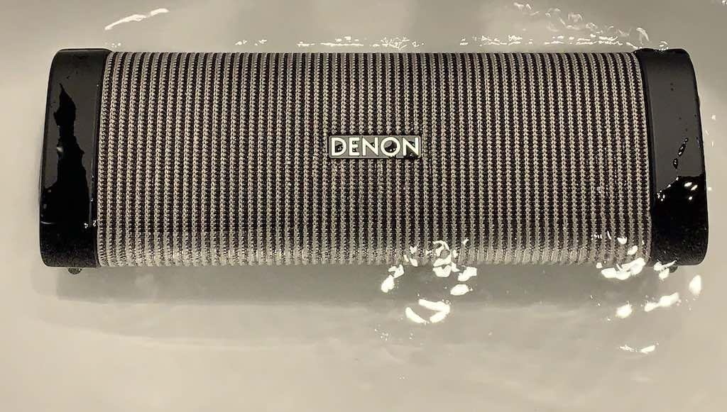 Envaya DSB-250BT de Denon - resistance a l'eau