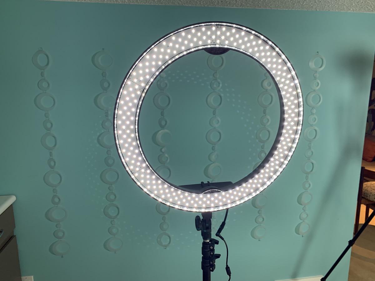 ultimaxx ring light LED