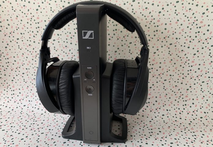 Sennheiser rs 175, wireless, TV, headphones, review