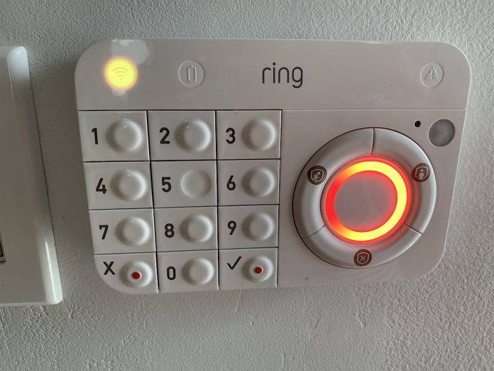 Ring alarm review