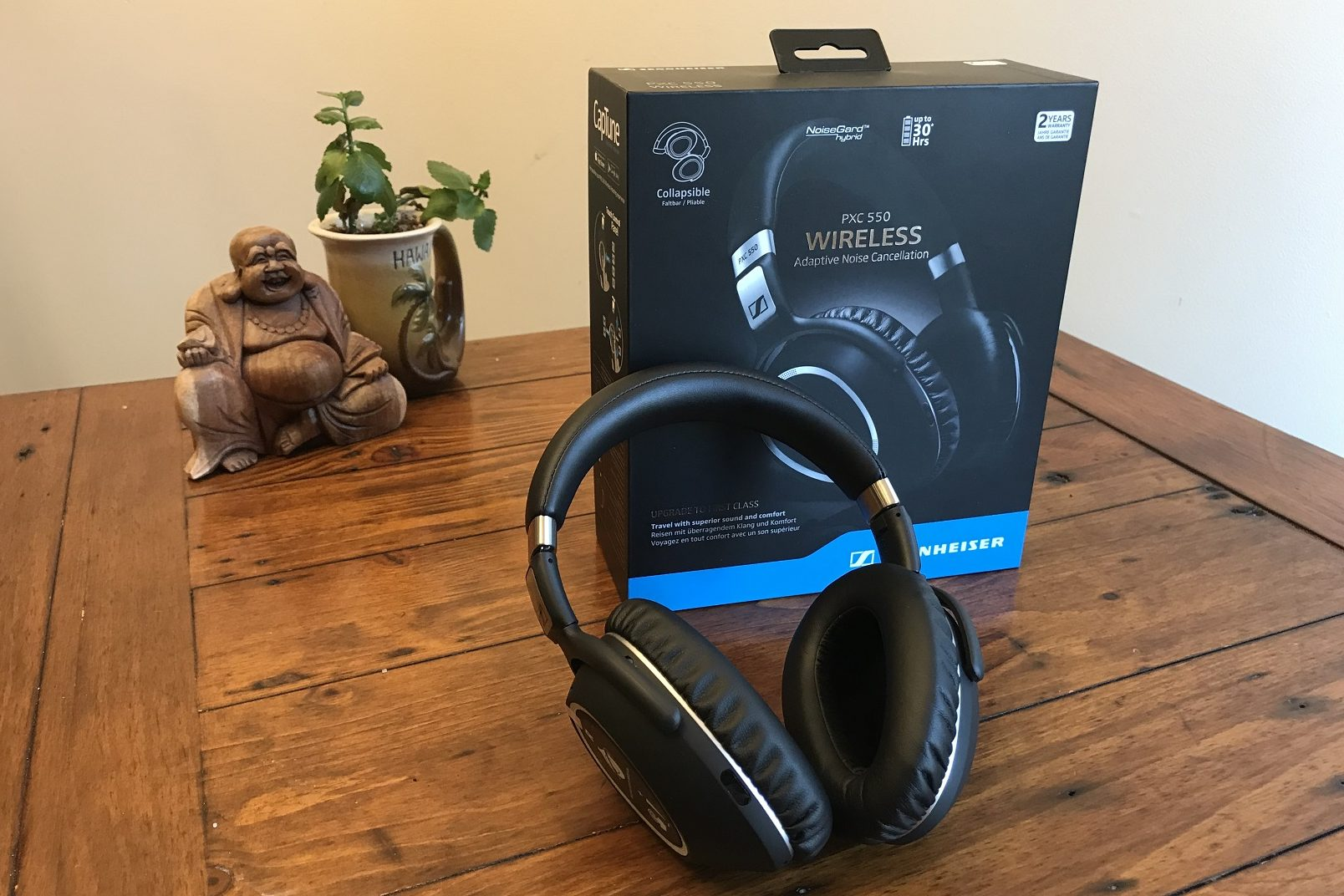 6aa9997ae1b Review: Sennheiser PXC 550 Wireless Headphones | Best Buy Blog