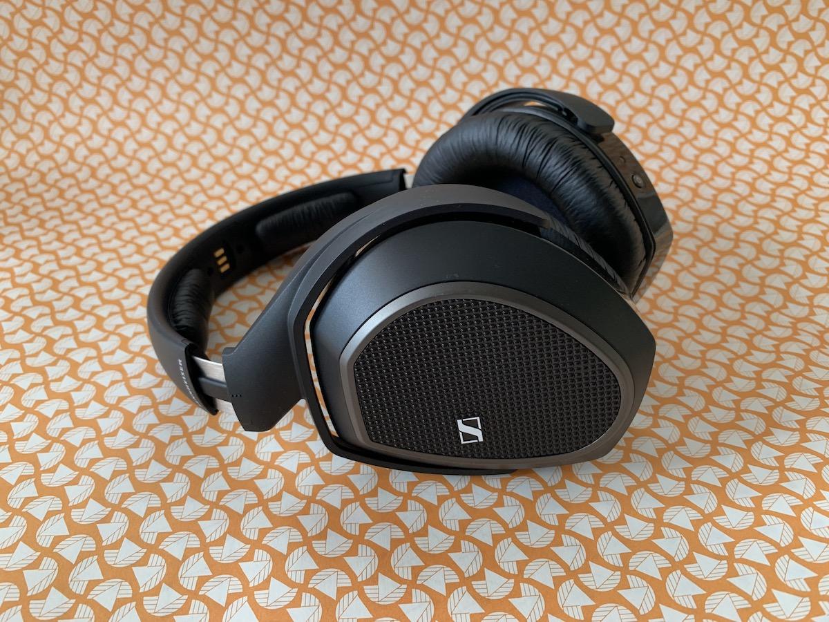 Sennheiser rs 175, wireless, TV, headphones, review
