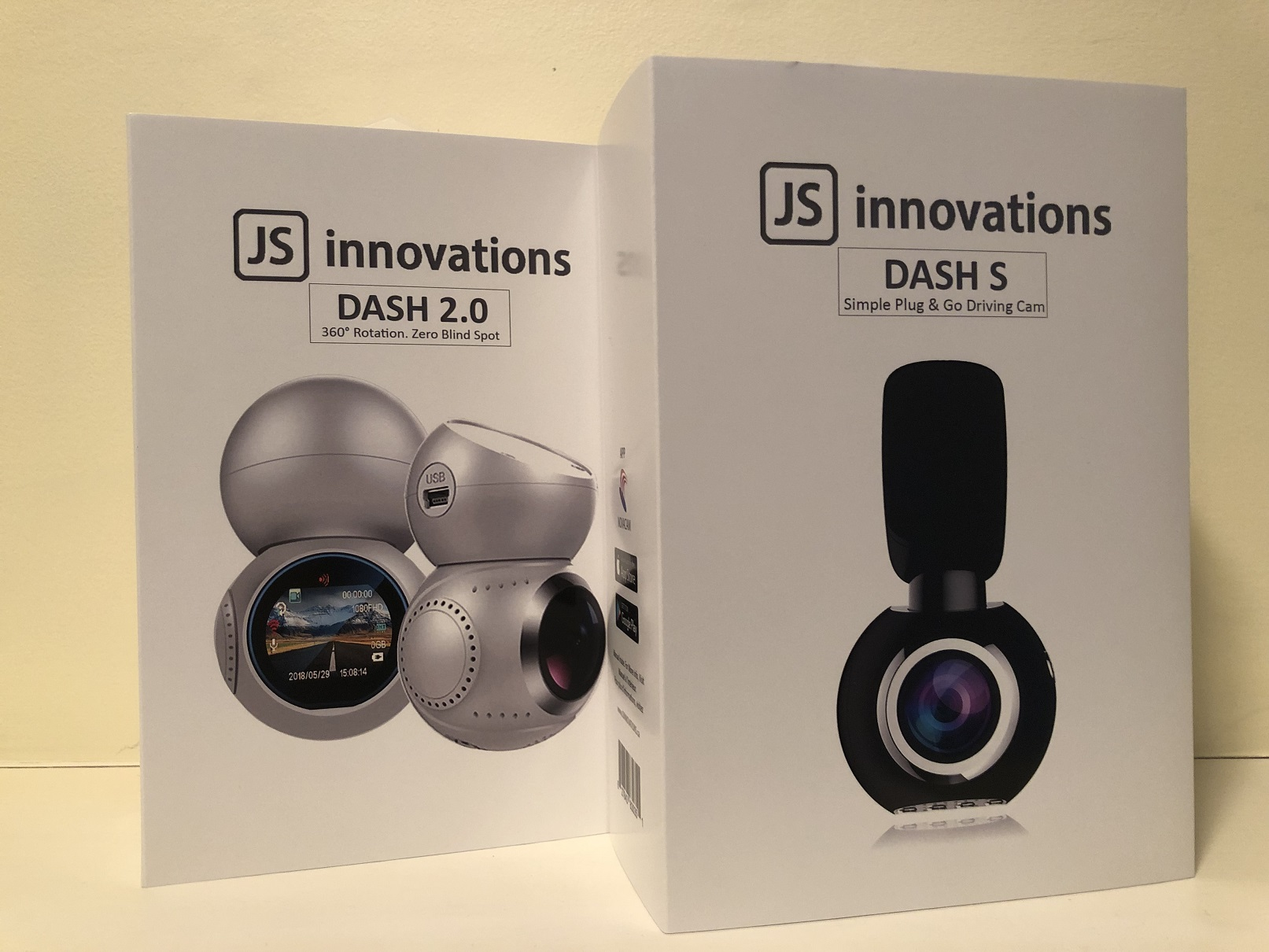 JS Dashcams Featured Image