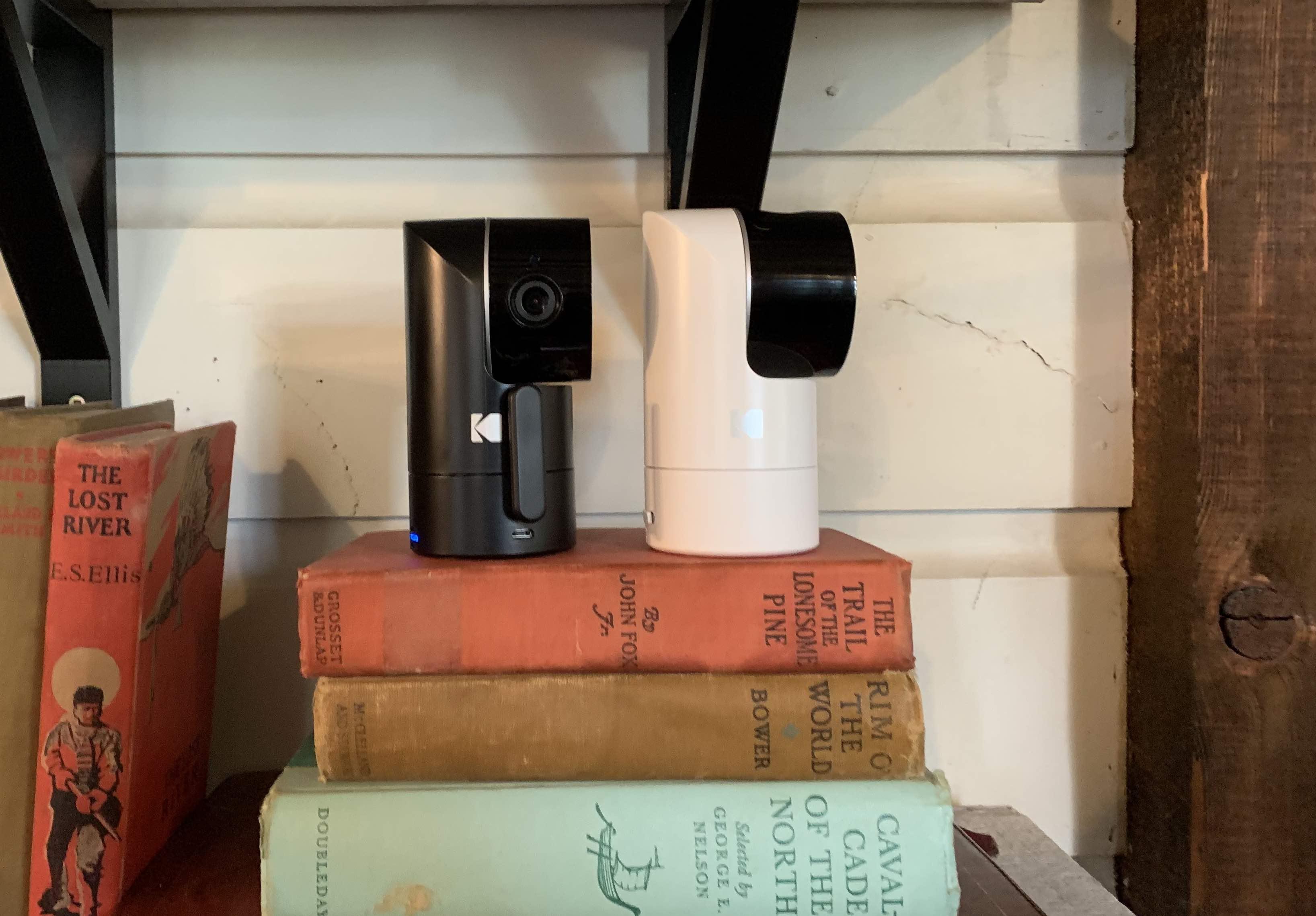 KODAK Cherish Home Security Camera and Baby Monitor Review