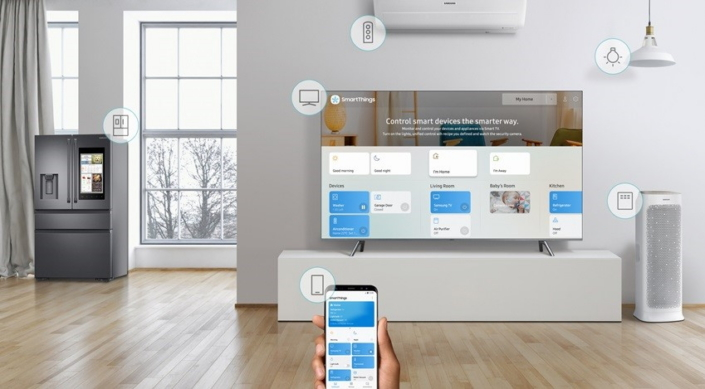 automations samsung SmartThings