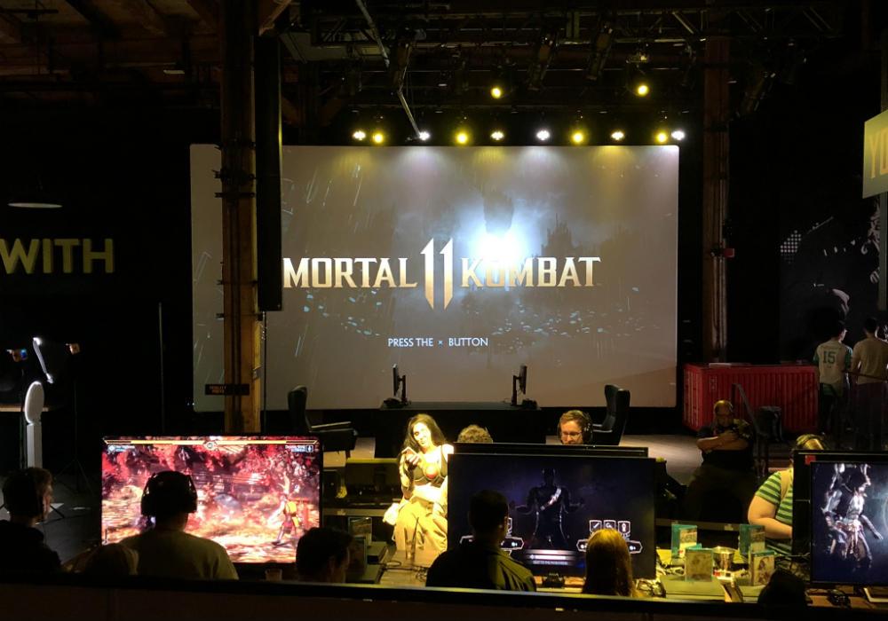 Mortal Kombat 11 Canadian launch event | Best Buy Blog