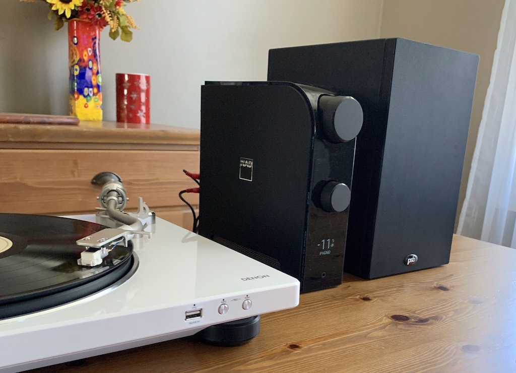 """NAD D3045 Hybrid Digital DAC Amplifier review: """"heart + soul you can"""