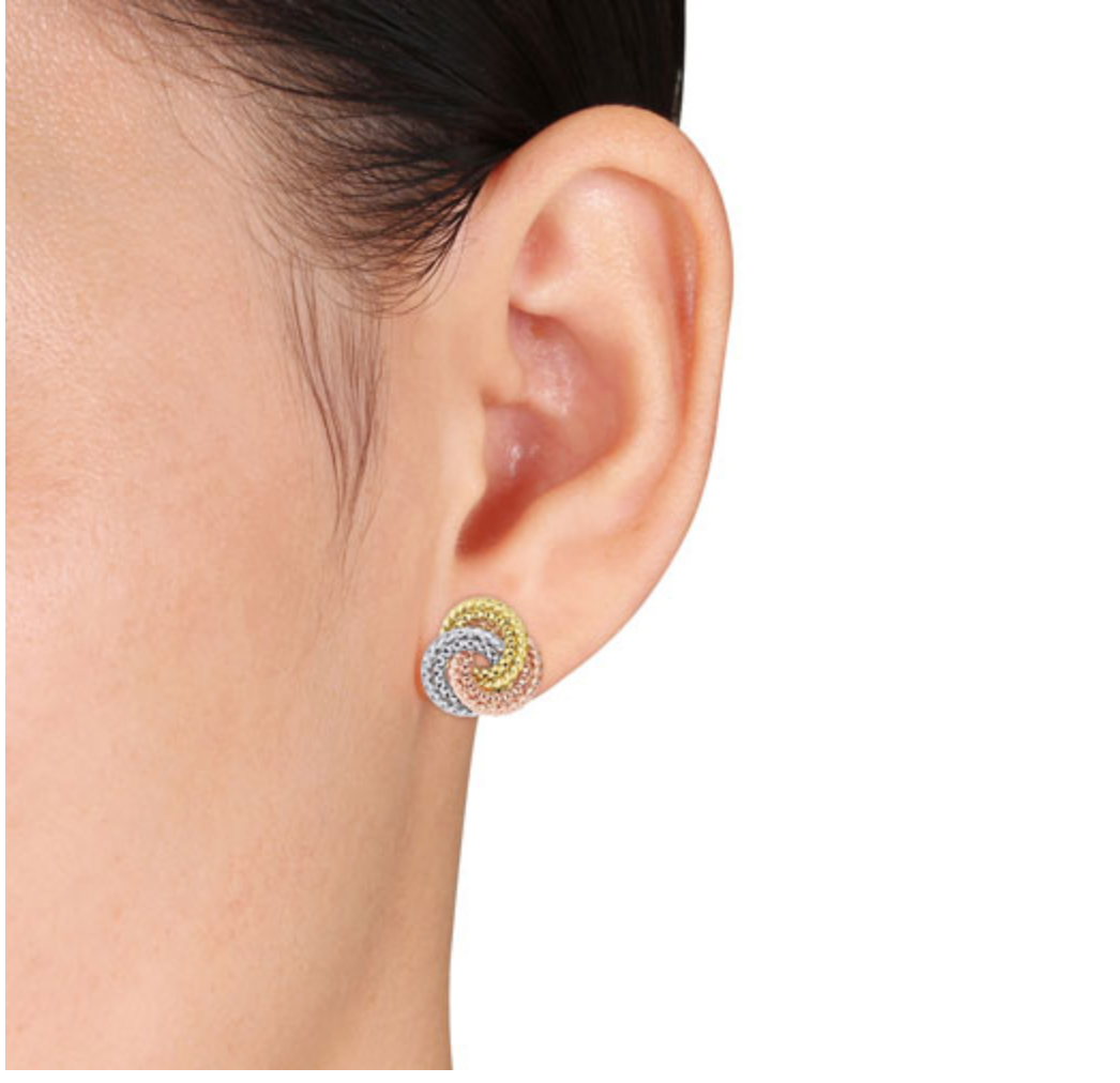 Armour Knot earrings best Mother's day gifts