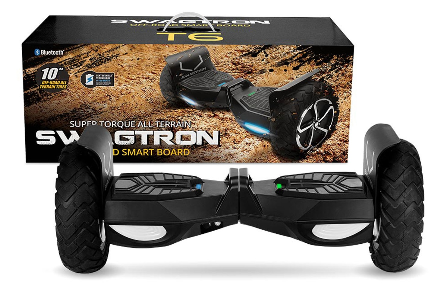 Swagtron all terrain Hoverboard