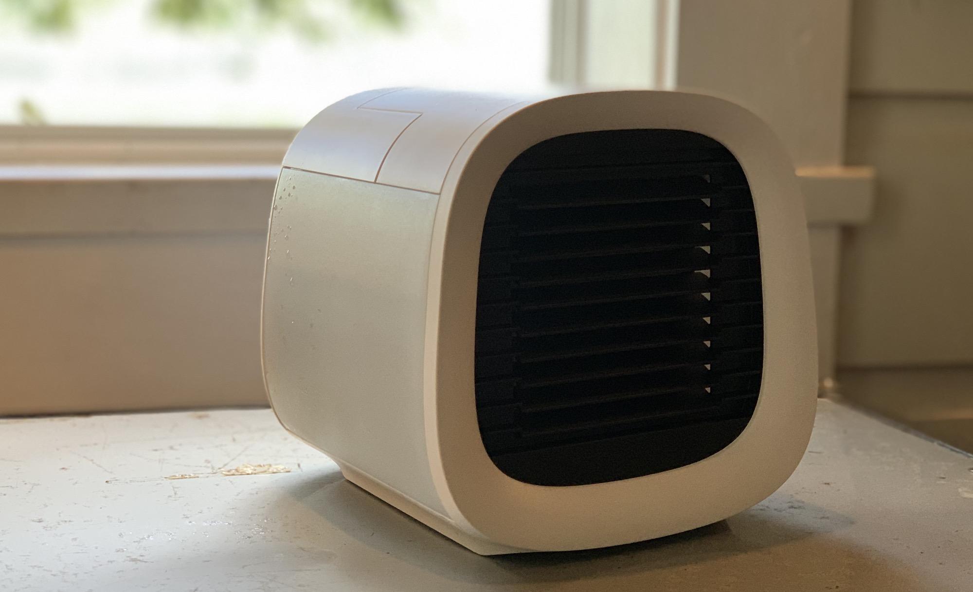 evaPolar evachill personal evaporative cooler review