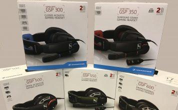 Sennheiser Gaming headsets