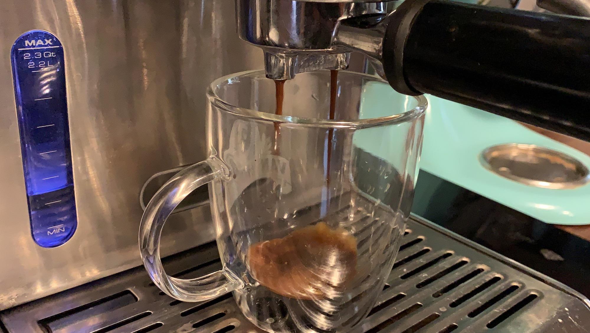 Breville espresso maker how to make espresso