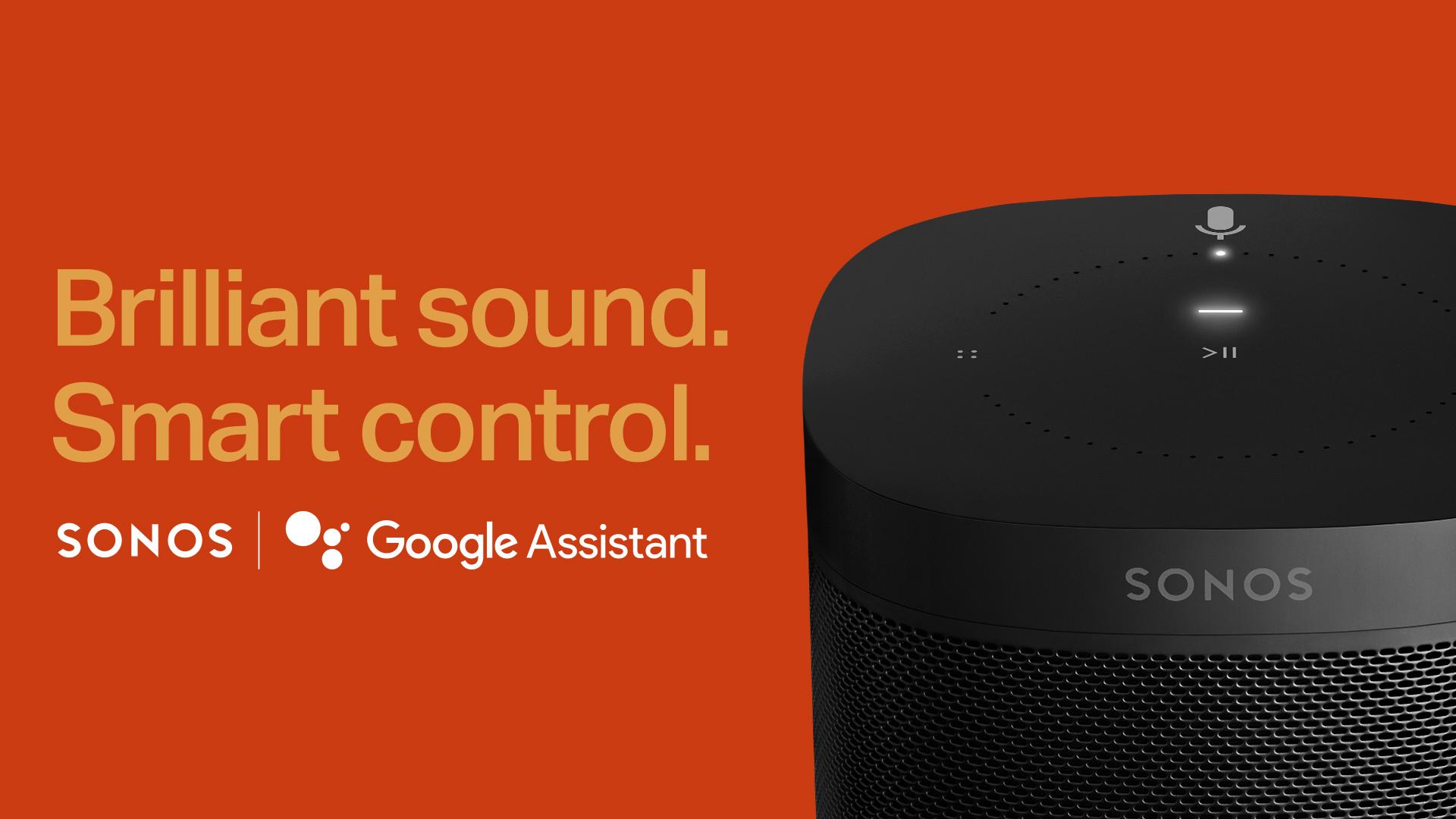 google, assistant, sonos, announcemnet, voice control, canada