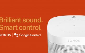 Google, Sonos, announcement, voice control, canada