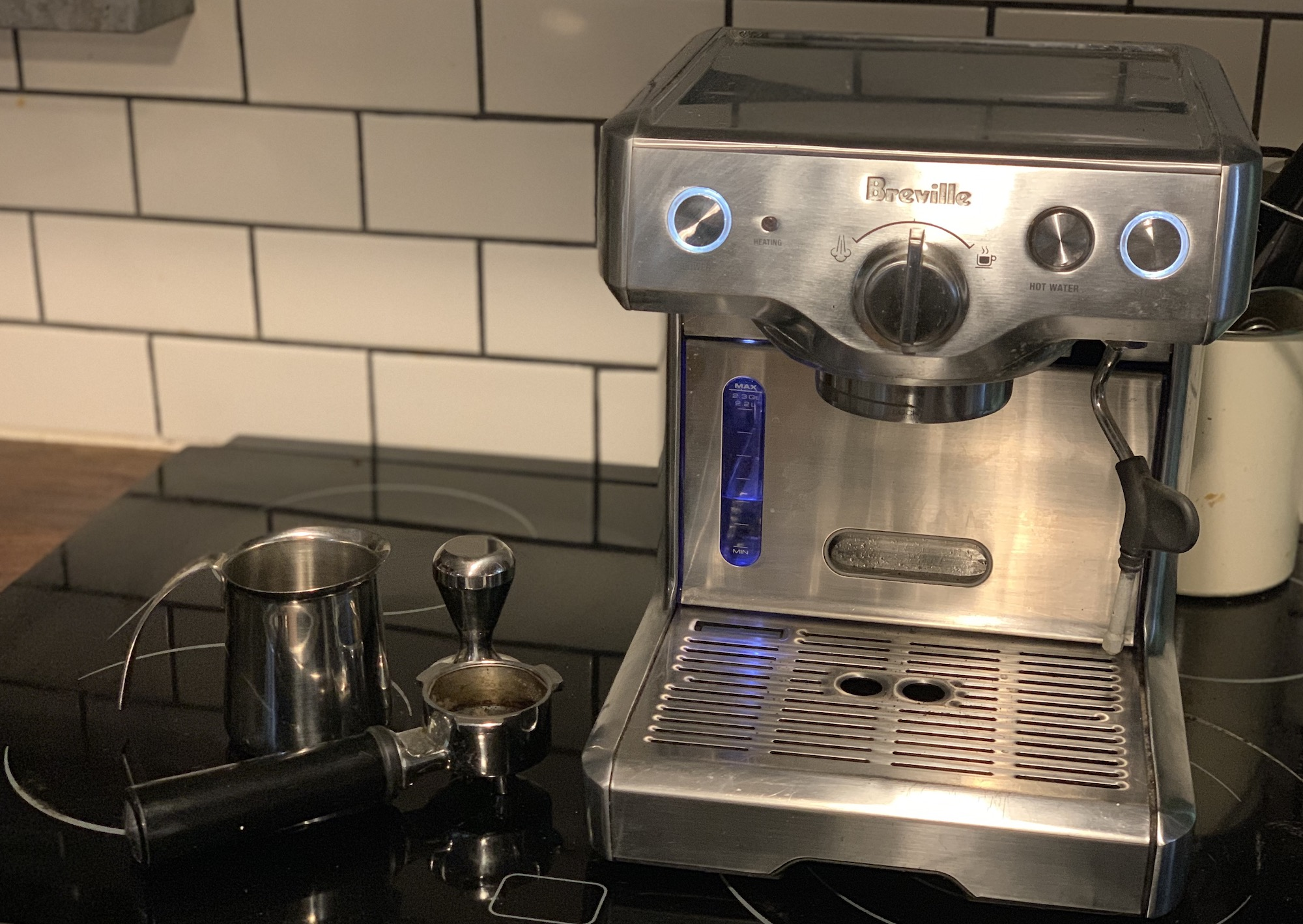 How to make espresso with machine