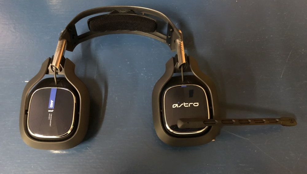 Astro A40 TR Gaming Headset
