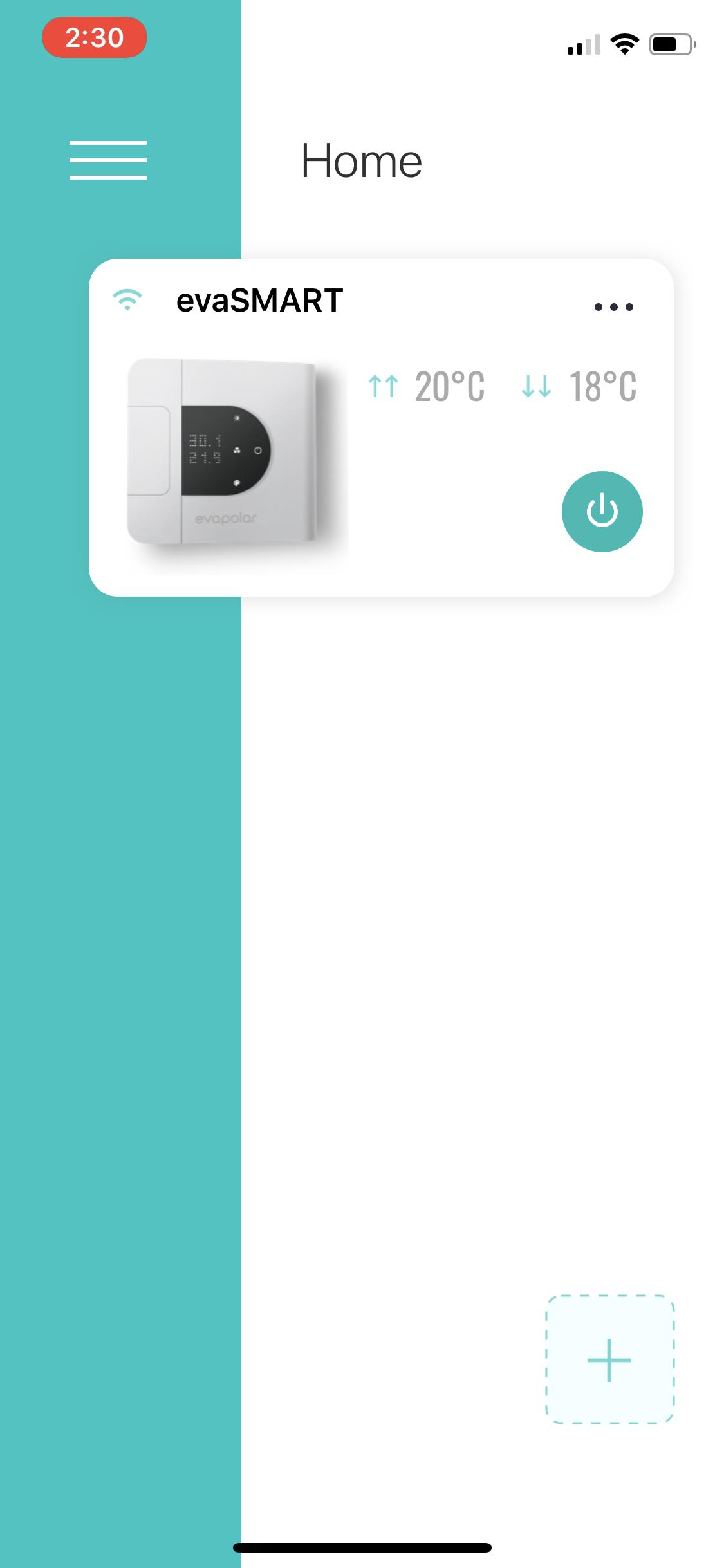 evaSMART app