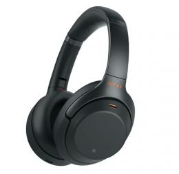 Sony Over-Ear Noise Cancelling Headphones