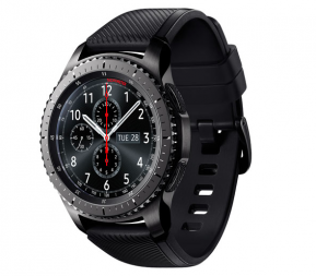 Samsung Gear S3 Frontier Smartwatch with Heart Rate Monitor