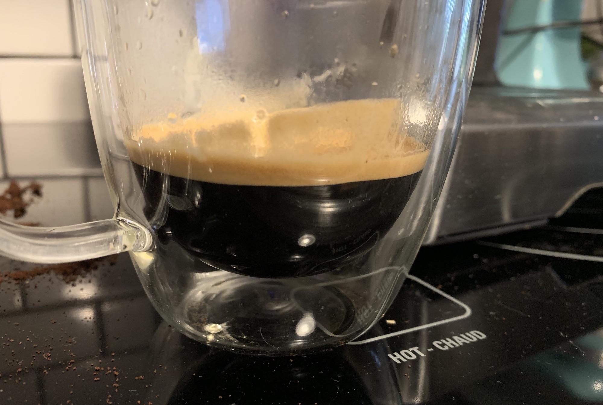 crema espresso how to